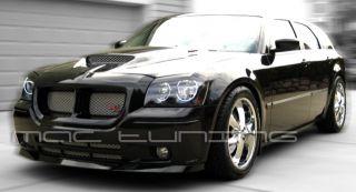 05 06 07 08 Dodge Magnum DK DS Style Front Lip Wagon SE SXT RT Hemi