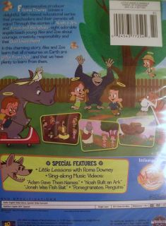 Angels Animals God Loves All His Creatures DVD 2011 Roma Downey