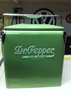 Awesome Dr Pepper Cooler