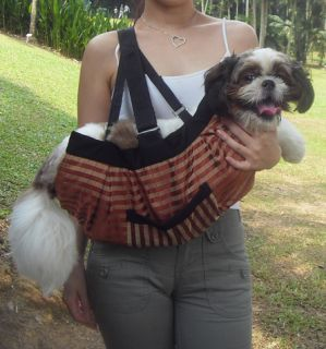 Regin Pet Sling /Dog,Cat Carrier /Pouch,Purse,Bag /RP2 Promotion~