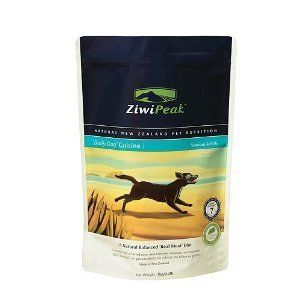 Ziwipeak Daily Cuisine Dog Food venison Fish 2 2lb
