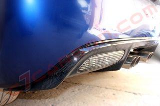 2005 2012 Carbon Fiber Corvette Rear Diffuser Fits ZR1 Z06 GS Standard