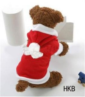 Christmas Angel shirt Hoodie Tee small dog pet clothes Apparel