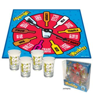 Mixology Adult Alcohol Drinking Game New SEALED