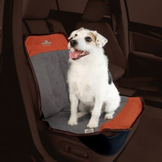 New Cesar Milan Dog Car Bucket Seat Cover Micro Suede Quilt Top Single