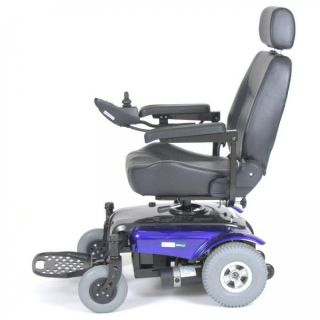 Drive Medical Medalist Mobility Power Chair Wheelchair 18 Seat 300lb