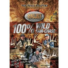 Fair Chase 10 Final Chapter Whitetail Deer Hunting DVD Drury