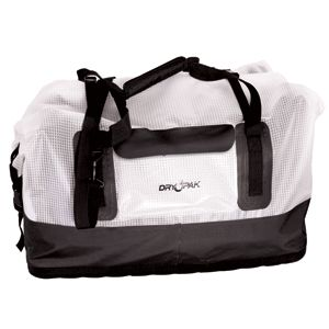 Dry Pak Waterproof Duffel Bag Clear Large DP D1CL