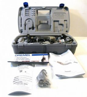 Dremel 400 Series XPR High Performance Rotary Tool Kit