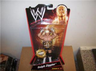 Dolph Ziggler Mattel Basic 4 WWE Action Figure 1 1000