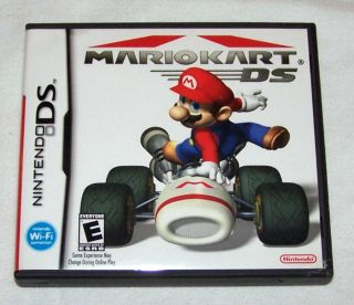 NDS Nintendo   MARIO KART DS for 3DS DSi DS Lite DS NDiS LITE NDSL DSi