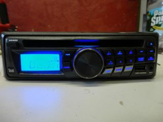 Dual Electronics XD1222 Car Radio CD Player Stereo Receiver Head Unit