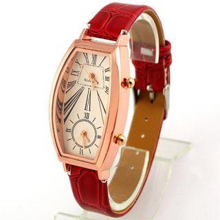 Ladies Girls Womens Dual Time Quartz Wrist Watch BGS30