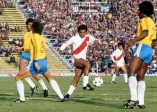 World Cup 1978 BRAZIL  PERU 30, entire match DVD, english commentary