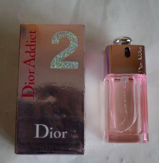 DIOR ADDICT 2 by Christian Dior edt 1.7 oz spray 100% Original. Not a
