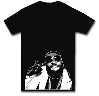 Rick Ross T Shirt Rozay Maybach Teflon Don s M L XL 2XL