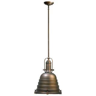 Elliot Industrial Loft Modern Silver Pendant Drop Ceiling Light