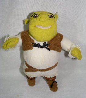 Lot Shrek Plush Stuffed Dolls Keychains Toys Donkey