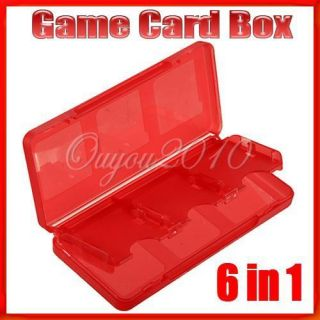 Game Card Case Cover Storage BOX for Nintendo DSi DS Lite NDSL LL XL