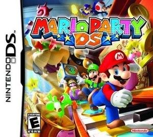 Mario Party DS Game Nintendo NDS DS Lite DSi XL ll 3DS