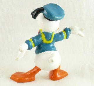 Vintage Disney Donald Duck PVC Figurine Applause