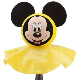 NEW Walt Disney World Mickey Mouse Rain Poncho Car Antenna Topper