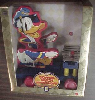 Donald Duck Fisher Price XYLOPHONE Pull Toy LTD ED 1938