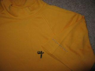 Dunning Golf Vaquero Golf Club Shirt Mens Size Medium