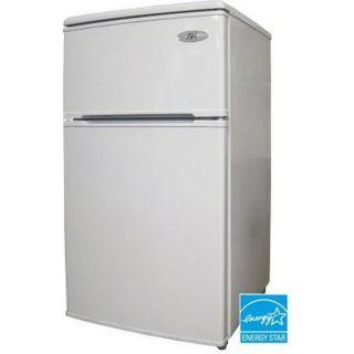 Energy Star Fridge w Freezer Door 3 2 CU ft Compact Dorm Refrigerator