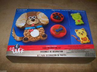 Charm City Chef Duff Goldman Animal Friends Dog Cat Frog Cake