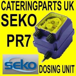 Seko PR7 Santoprene Persitaltic Detergent Dosing Pump