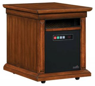 10HM2273 W505 DURAFLAME LIVINGSTON 1500 WATT QUARTZ INFRARED HEATER