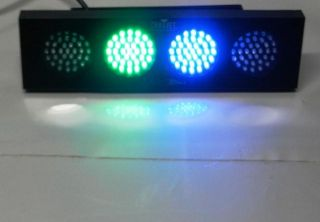 Automatic Sound Activated DJ Multi Color DJ Club Light Effect