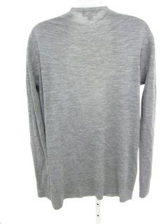 DKNY Jeans Gray Wool Long Sleeve Cardigan Sweater Sz M