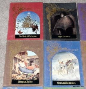 time life the enchanted world 20 book set