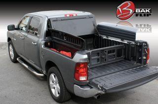 Fibermax Bak Cover 09 12 Dodge RAM 1500 w RAM Box New Body Short Bed 5