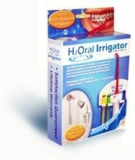  Shower PIK Dental Pic H2O Oral Irrigator Floss Healthier Gum
