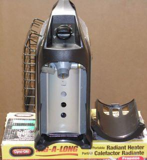 Dyna Glo Propane Space Heater RMC 8001SS 5
