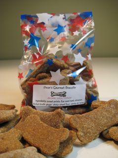 Organic Dog Biscuits Homemade Sweet Potato Treats Bones
