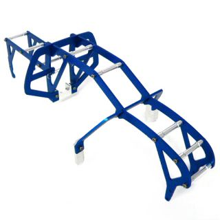 RC Solutions Blue Traxxas E Maxx Roll Cage 16 8 Volt