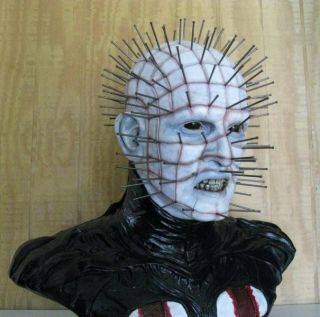 Clive Barker Hellraiser Lifesize Pinhead Bust Painted