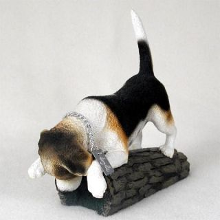 Beagle Dog Statue Figurine Home Yard Garden Decor Dog Products Dog