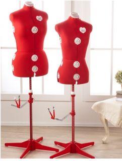 Singer Dress Form Dressmakers Mannequin Tailors Sewing Dummy