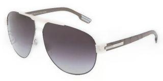 44fa2a51e8 ... and promotions dolce gabbana sunglasses dg 2099 1083t3 silver 61mm ...