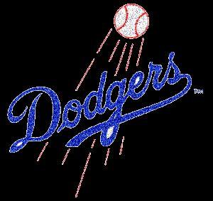 Los Angeles La Dodgers MLB Baseball 1958 2011 Throwback Sew Iron on