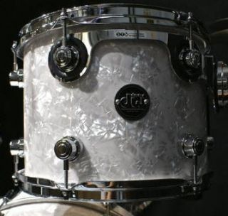 DW drums Performance Series drums sets 3p 20 12 14F White Marine Pearl