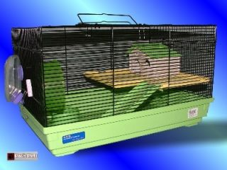 Hamster Cage Scooby Fun House Dwarf Hamsters Mouse Mice