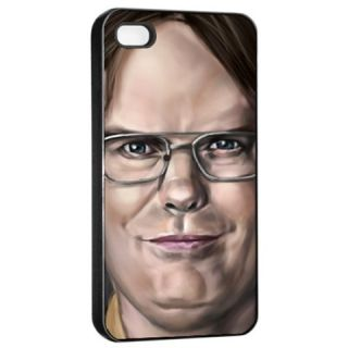 Dwight Schrute The Office iPhone 4 Case
