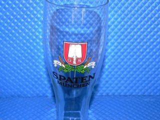 German 1 Liter Drinking Boot Beer Glass Mint Condition Das Boot