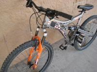 MARIN Rock Springs Full Suspension Mountain Bike 2001?~ NICE & No